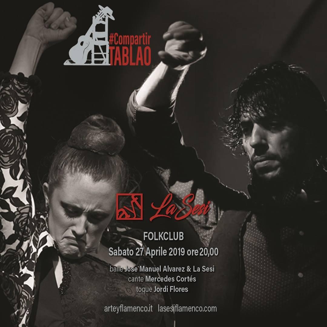 #Compartir Tablao // La Sesi & Jose Manuel Alvarez
