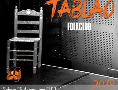TABLAO ALUMNOS // FOLKCLUB