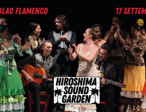 Tablao Flamenco Hiroshima Sound Garden // Turìn