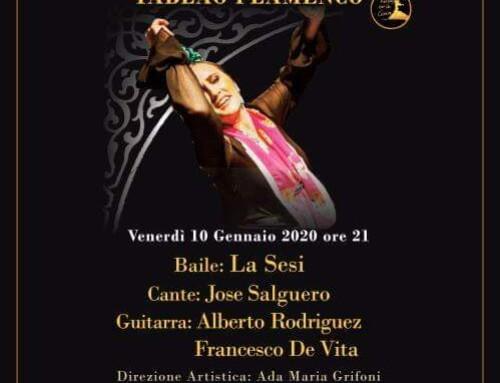 Tablao Flamenco // Los Viernes en la Cueva // Bologna